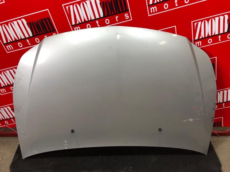 Капот Suzuki Sx4 YC11S M15A 2007 серебро