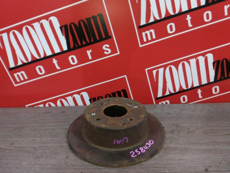 Диск тормозной Honda Inspire UA1 G20A 1995 задний