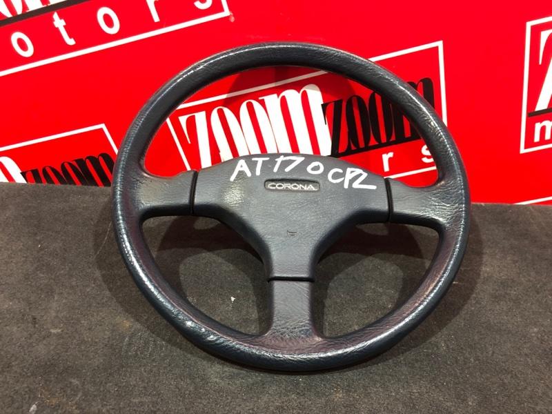 Руль Toyota Corona AT170 5A-FE 1987 синий