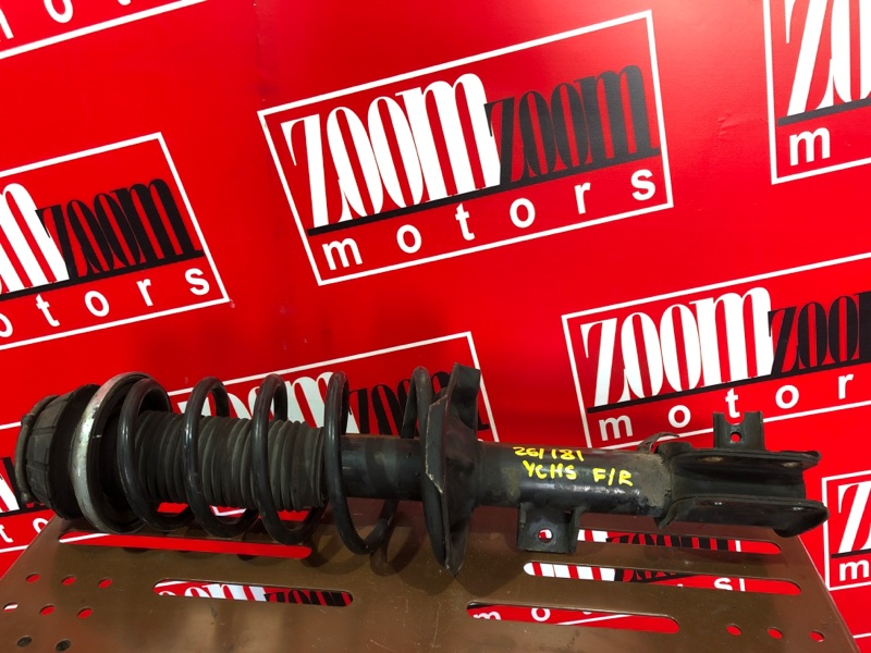 Стойка подвески Suzuki Sx4 YC11S M15A 2007 передняя правая