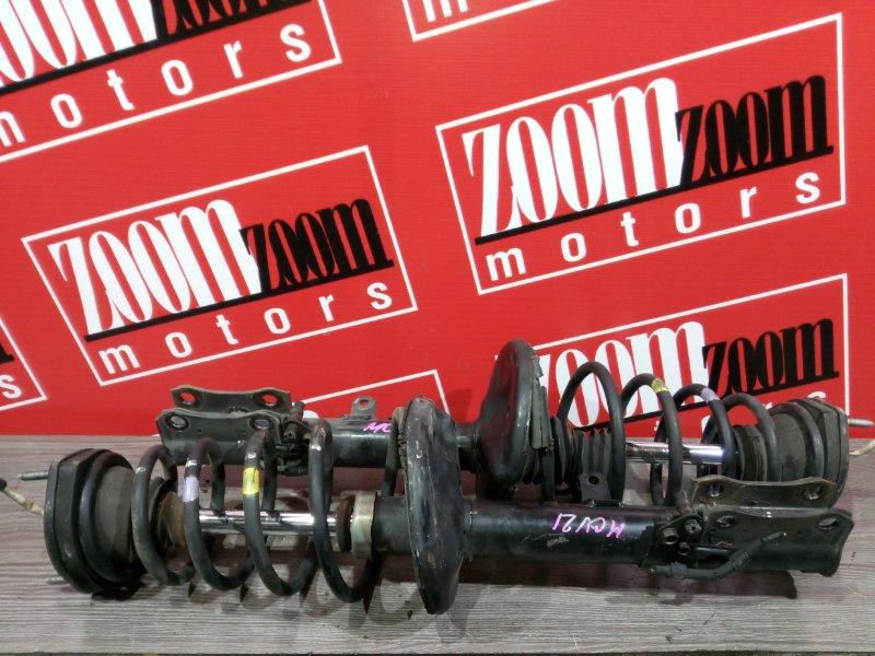 Стойка подвески Toyota Windom MCV21 2MZ-FE 1996 задняя
