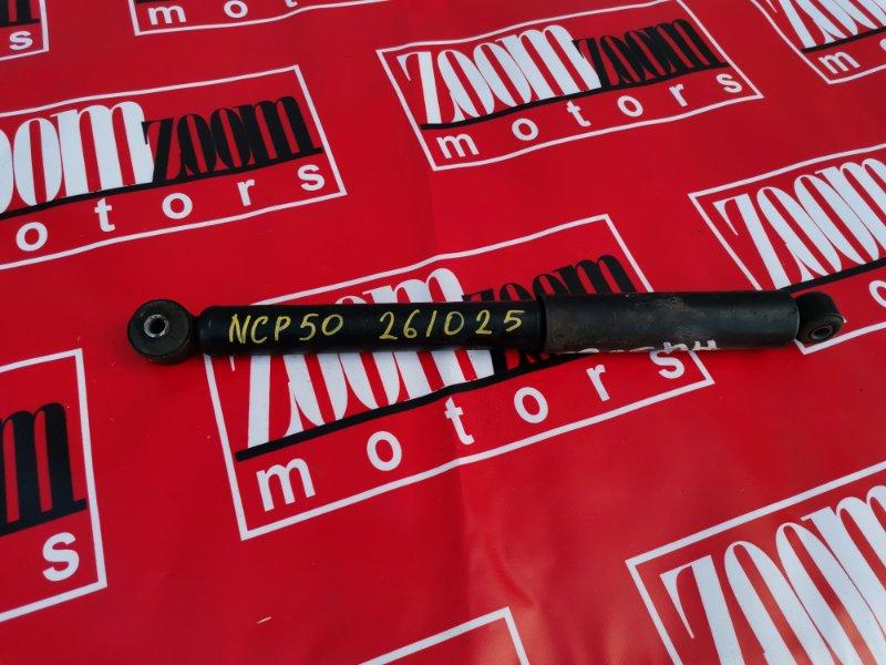 Амортизатор Toyota Probox NCP50 1NZ-FE 2002 задний