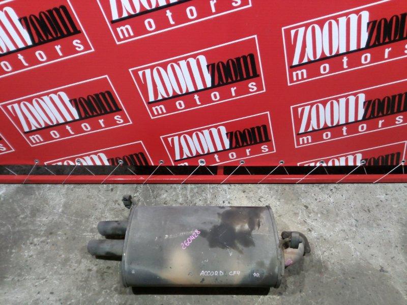 Глушитель Honda Accord CF4 F20B 1997 задний