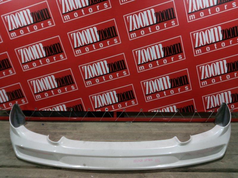 Обвес аэродинамический Toyota Celica ST202 3S-FE 1995 белый