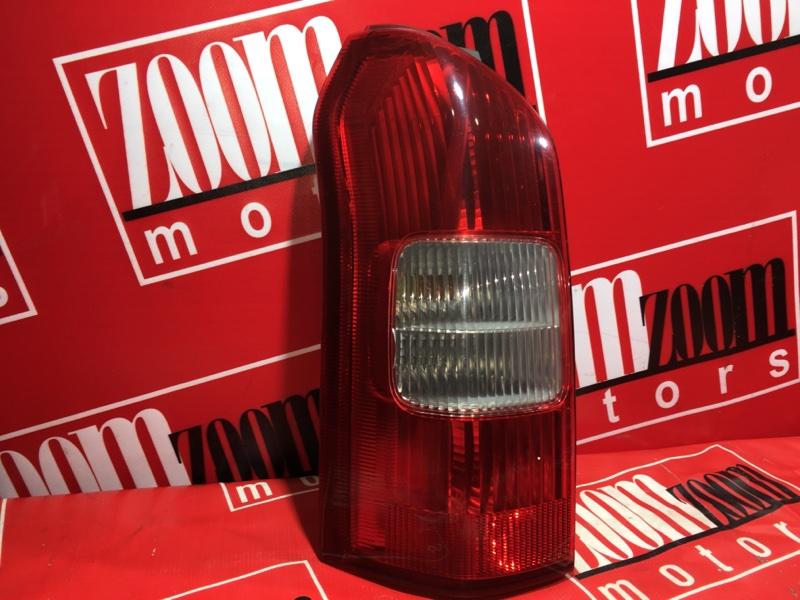 Фонарь (стоп-сигнал) Toyota Probox NCP50 1NZ-FE 2002 задний левый 52-078