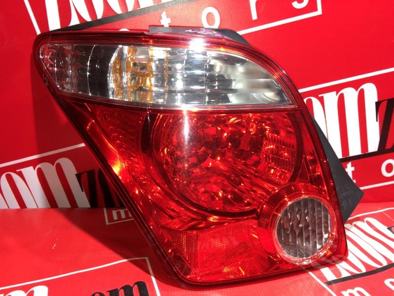Фонарь (стоп-сигнал) Toyota Ist NCP60 2NZ-FE 2002 задний левый 52-152