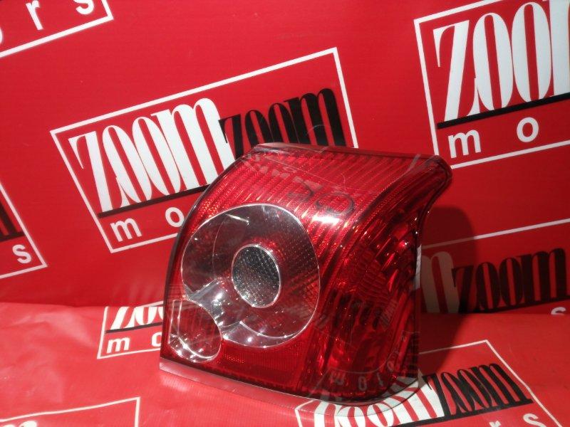 Фонарь (стоп-сигнал) Toyota Avensis AZT250 1AZ-FSE 2006 задний правый 35-110