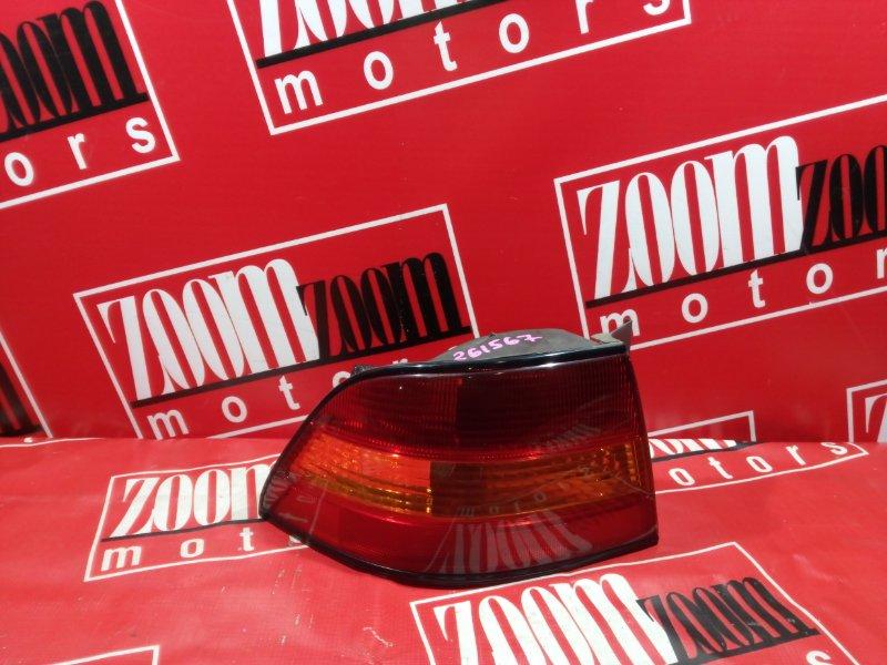 Фонарь (стоп-сигнал) Toyota Windom MCV21 2MZ-FE 1996 задний левый 33-24