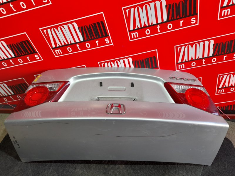 Крышка багажника Honda Civic FD1 R18A 2005 серебро