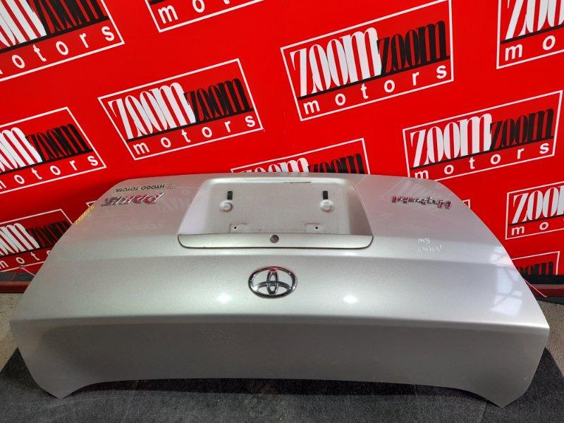 Крышка багажника Toyota Prius NHW11 1NZ-FXE 2000 серебро