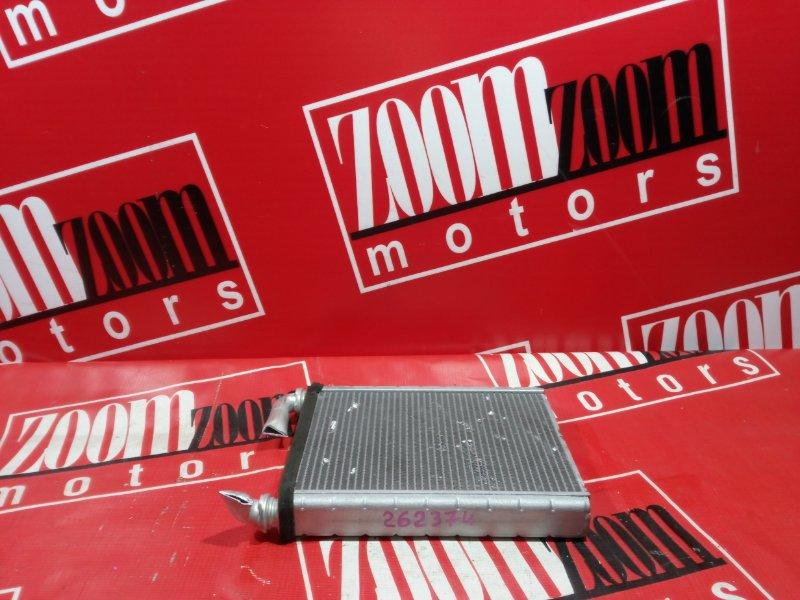 Радиатор отопителя Toyota Ractis NCP120 1NZ-FE 2010