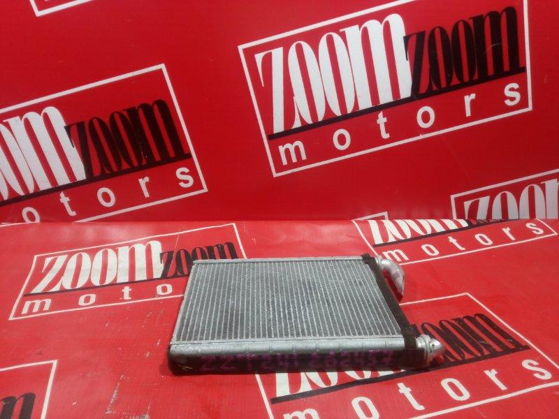 Радиатор отопителя Toyota Caldina ZZT241 1ZZ-FE 2001