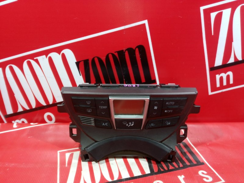Блок управления отоплением и вентиляцией Toyota Ractis NCP120 1NZ-FE 2010