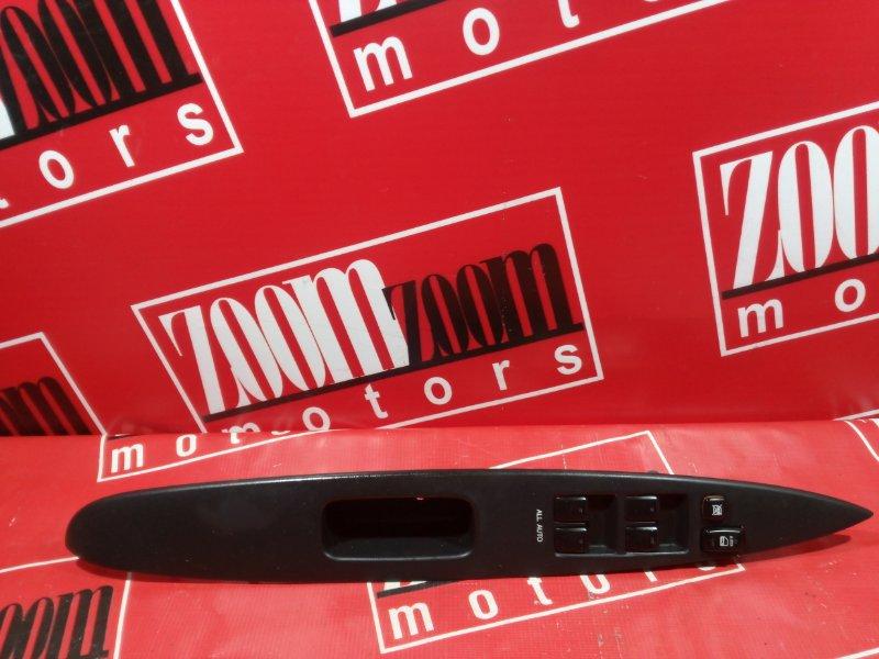 Блок управления стеклоподъемниками Toyota Ist NCP60 2NZ-FE 2002