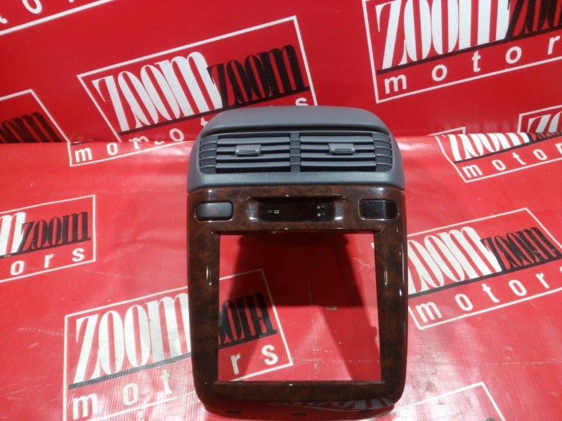 Консоль панели приборов Toyota Ipsum SXM10 3S-FE 1996