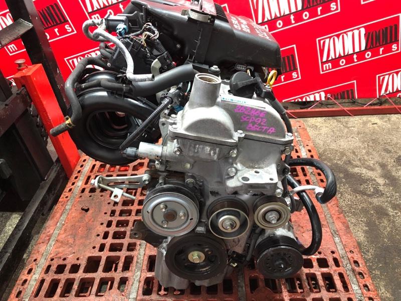 Двигатель Toyota Belta SCP92 2SZ-FE 2005 2433523