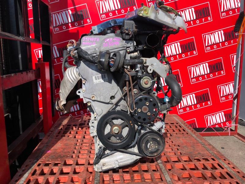 Двигатель Toyota Prius NHW11 1NZ-FXE 2000