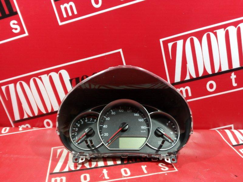 Комбинация приборов (спидометр) Toyota Ractis NCP120 1NZ-FE 2010 83800-52M60