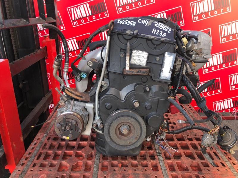 Двигатель Honda Accord Wagon CH9 H23A 1997