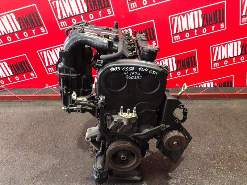 Двигатель Mitsubishi Lancer CS5A 4G93 2000