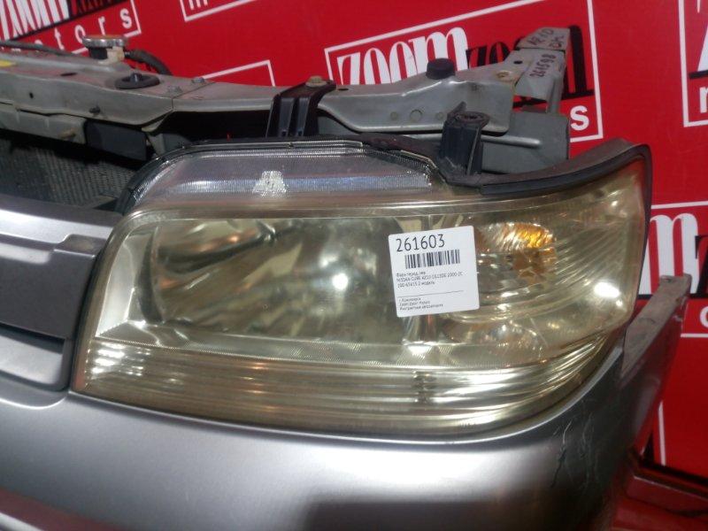 Фара Nissan Cube AZ10 CG13DE 2000 передняя левая 100-63613