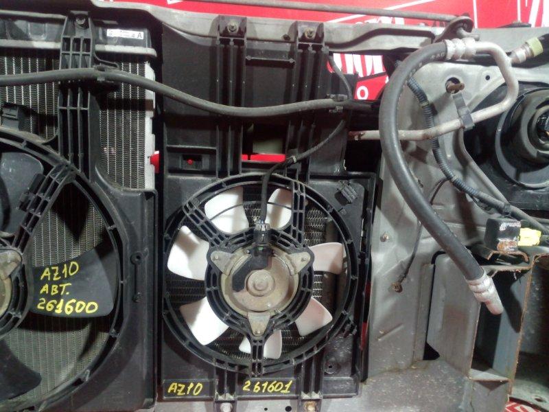 Вентилятор кондиционера Nissan Cube AZ10 CG13DE 2000