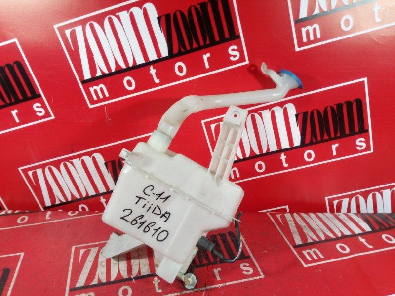 Бачок омывателя Nissan Tiida C11 HR15DE 2008