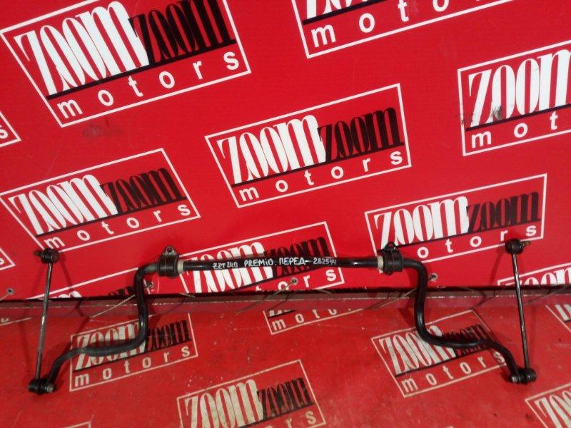 Стабилизатор поперечной устойчивости Toyota Premio ZZT240 1ZZ-FE `2001 передний