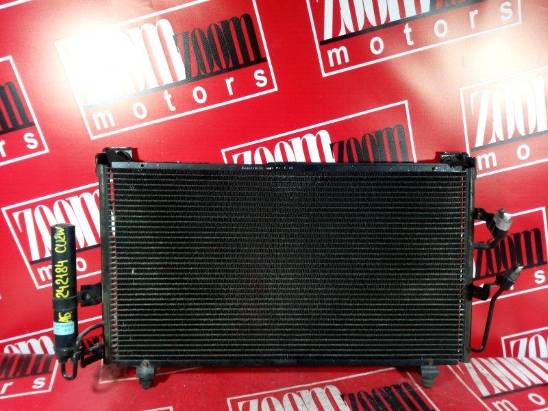 Радиатор кондиционера Mitsubishi Airtrek CU2W 4G63 2001