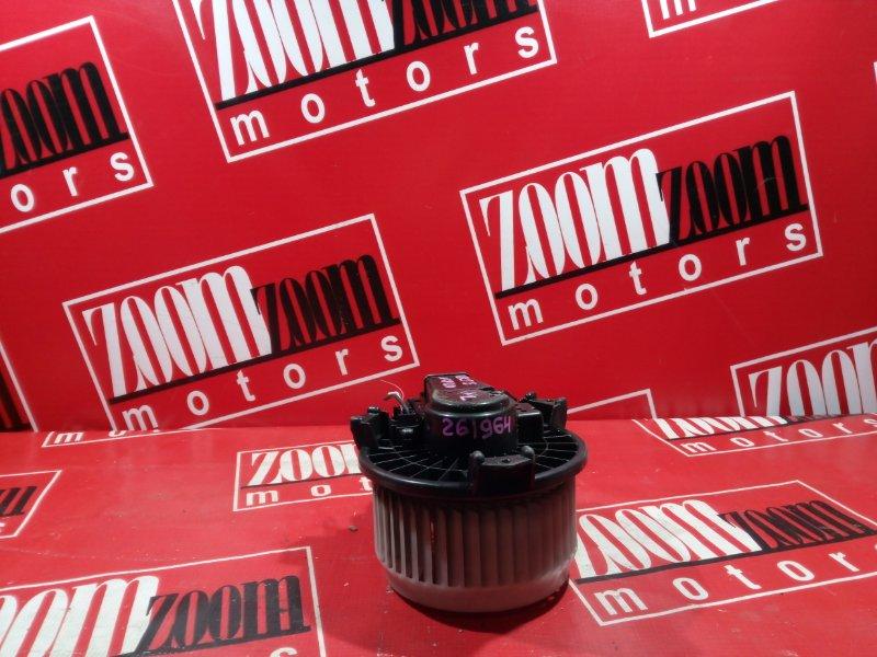 Вентилятор (мотор отопителя) Toyota Ractis NCP120 1NZ-FE 2010