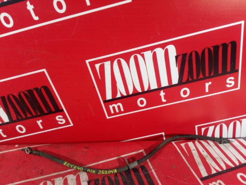 Шланг тормозной Toyota Premio ZZT240 1ZZ-FE `2001 передний правый