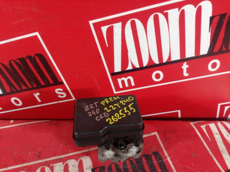 Блок abs (модулятор abs) Toyota Premio ZZT240 1ZZ-FE `2001