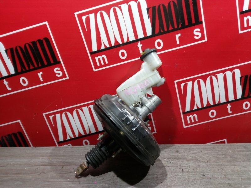 Главный тормозной цилиндр Toyota Ractis NCP120 1NZ-FE 2010