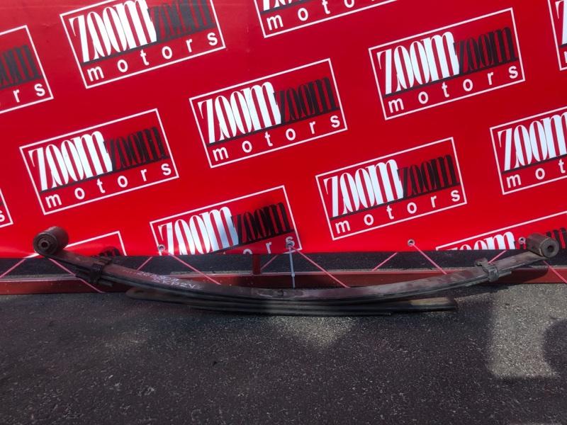 Рессора Mazda Bongo SKP2V L8 2010 задняя