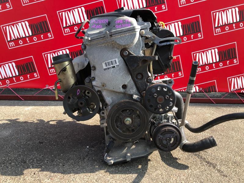 Двигатель Toyota Succeed NCP51V 1NZ-FE 2002