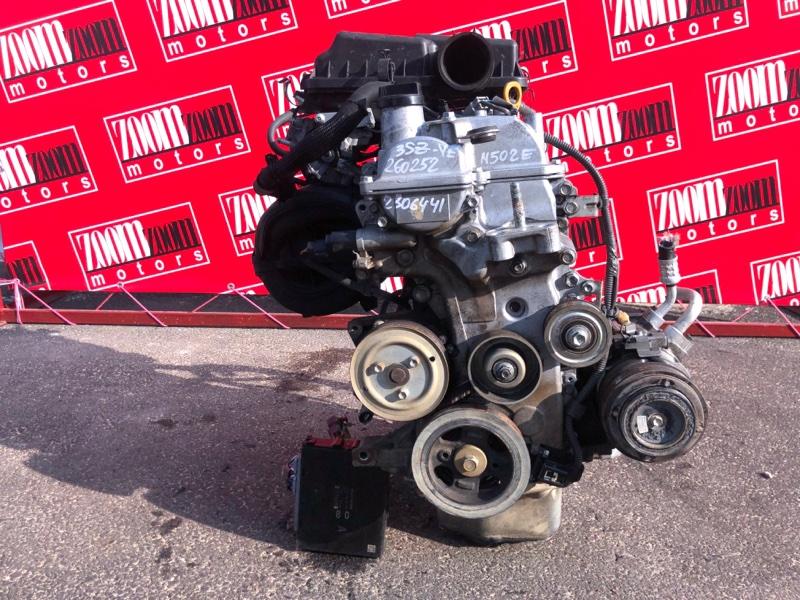 Двигатель Toyota Passo Sette M502E 3SZ-VE 2008