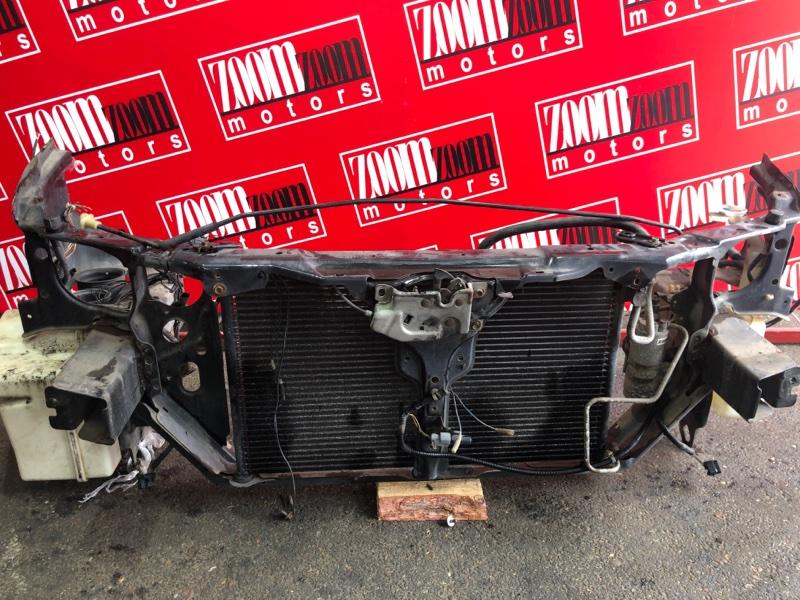 Рамка радиатора Honda Accord Wagon CH9 H23A 1997 черный