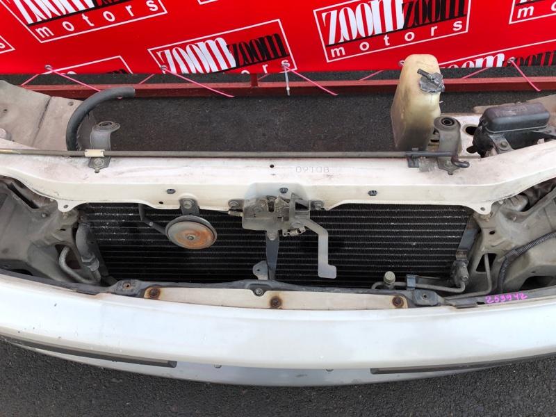 Усилитель бампера Toyota Vista SV41 3S-FE 1994 передний верхний