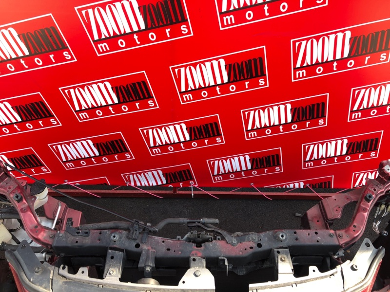 Рамка радиатора Toyota Blade AZE156H 2AZ-FE 2006 красный