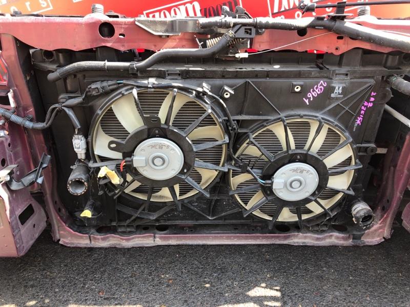 Радиатор двигателя Toyota Blade AZE156H 2AZ-FE 2006