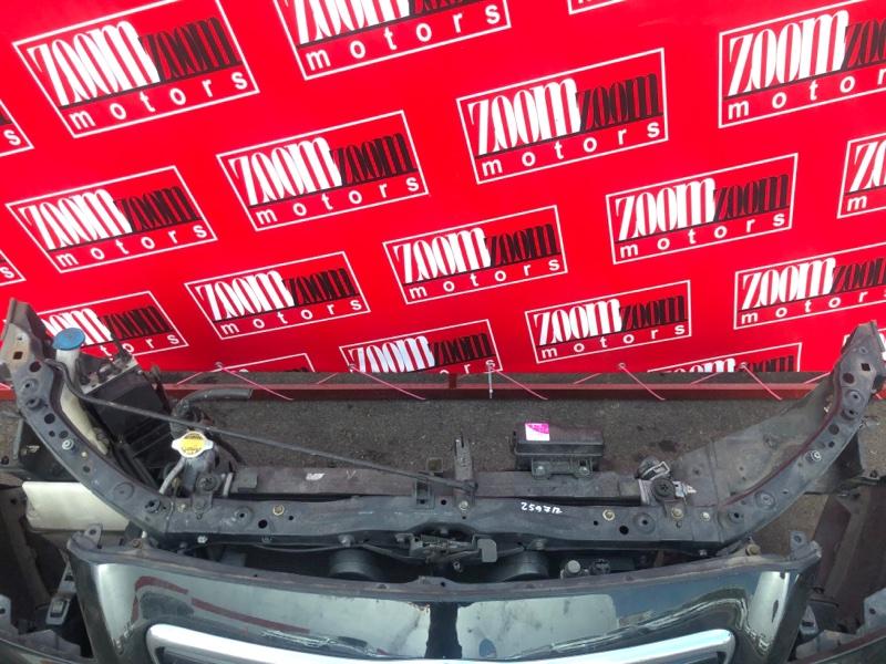 Рамка радиатора Toyota Avensis AZT251 2AZ-FSE 2002 черный