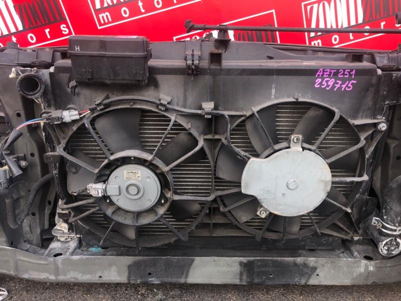 Радиатор двигателя Toyota Avensis AZT251 2AZ-FSE 2002