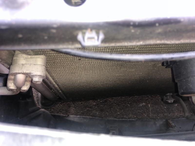 Радиатор кондиционера Toyota Avensis AZT251 2AZ-FSE 2002