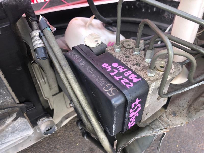 Блок abs (модулятор abs) Toyota Premio ZZT240 1ZZ-FE `2001 44510-20322