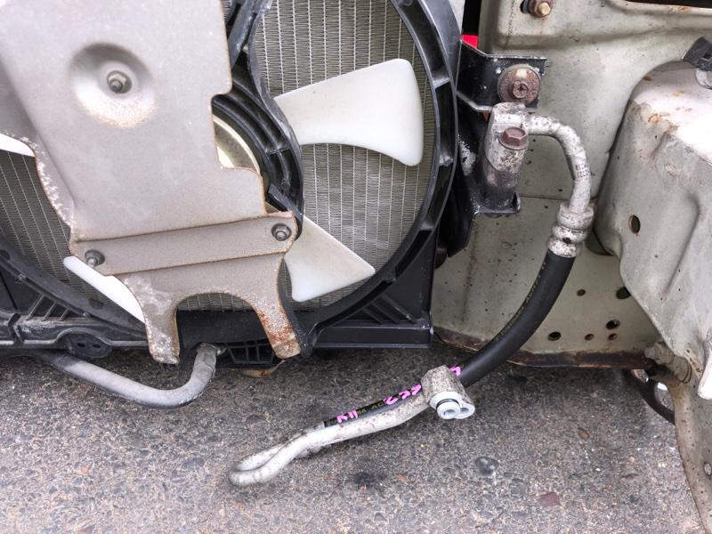 Трубка кондиционера Nissan Presea R11 GA15DE 1995