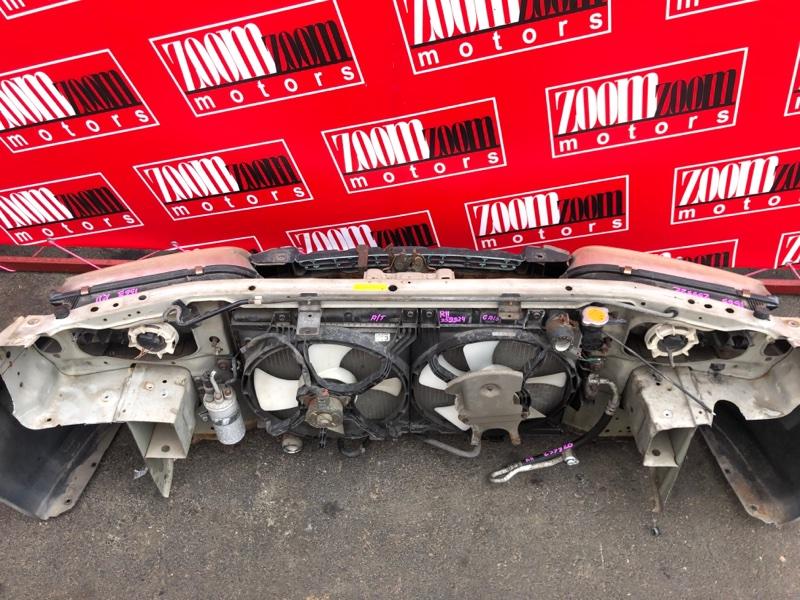 Рамка радиатора Nissan Presea R11 GA15DE 1995 серый