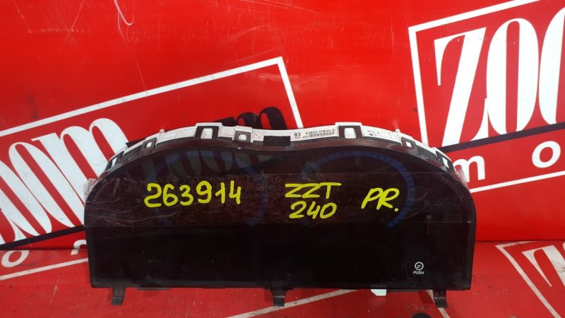 Комбинация приборов (спидометр) Toyota Premio ZZT240 1ZZ-FE `2001