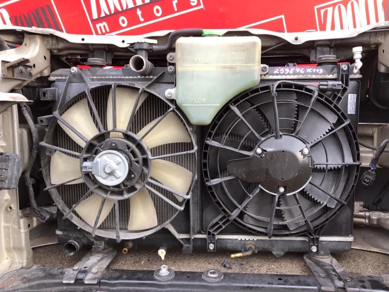 Радиатор двигателя Suzuki Sx4 YC11S M15A 2007