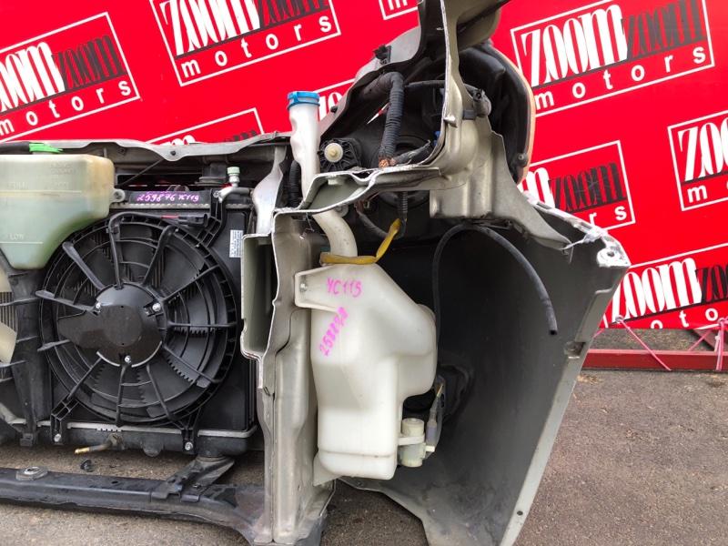 Бачок омывателя Suzuki Sx4 YC11S M15A 2007