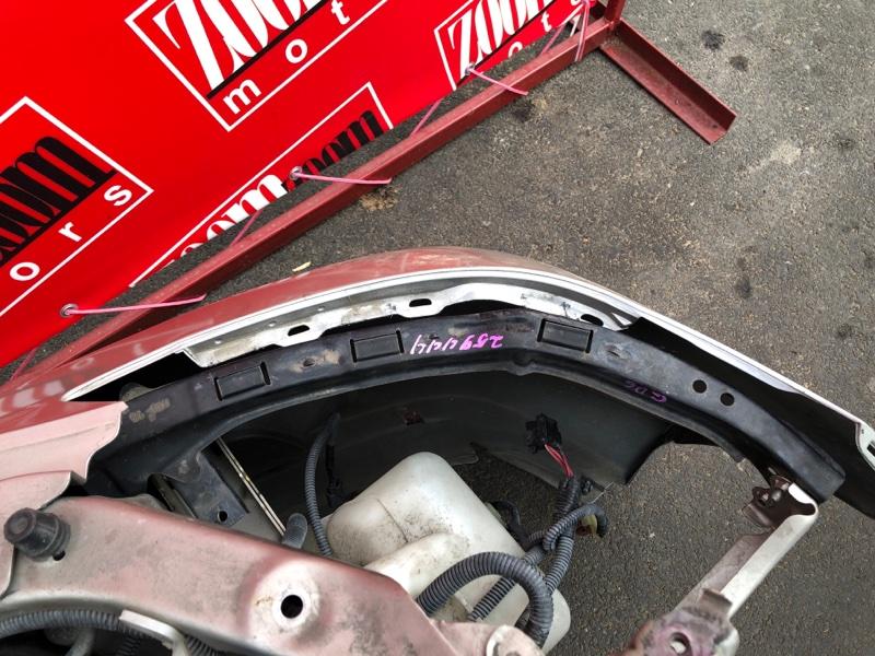 Планка под фару Honda Fit Aria GD6 L13A 2002 передняя правая